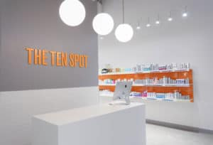 THE TEN SPOT Don Mills Grand Opening