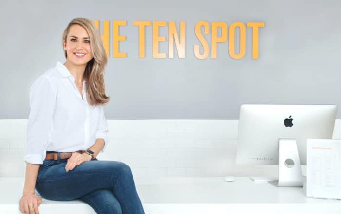 kristen wood the ten spot