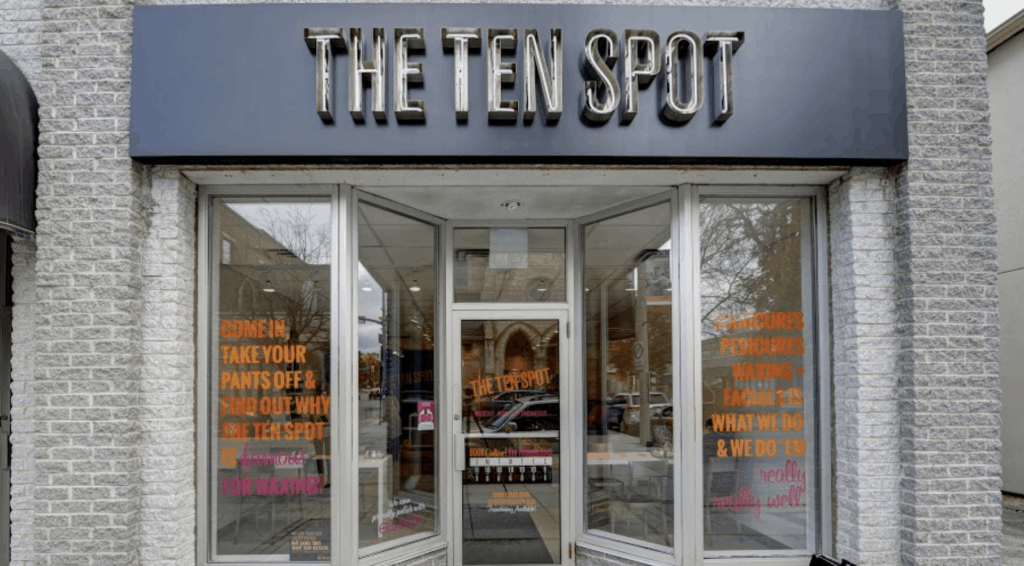 Best Nails And Waxing In Guelph Ontario The Ten Spot