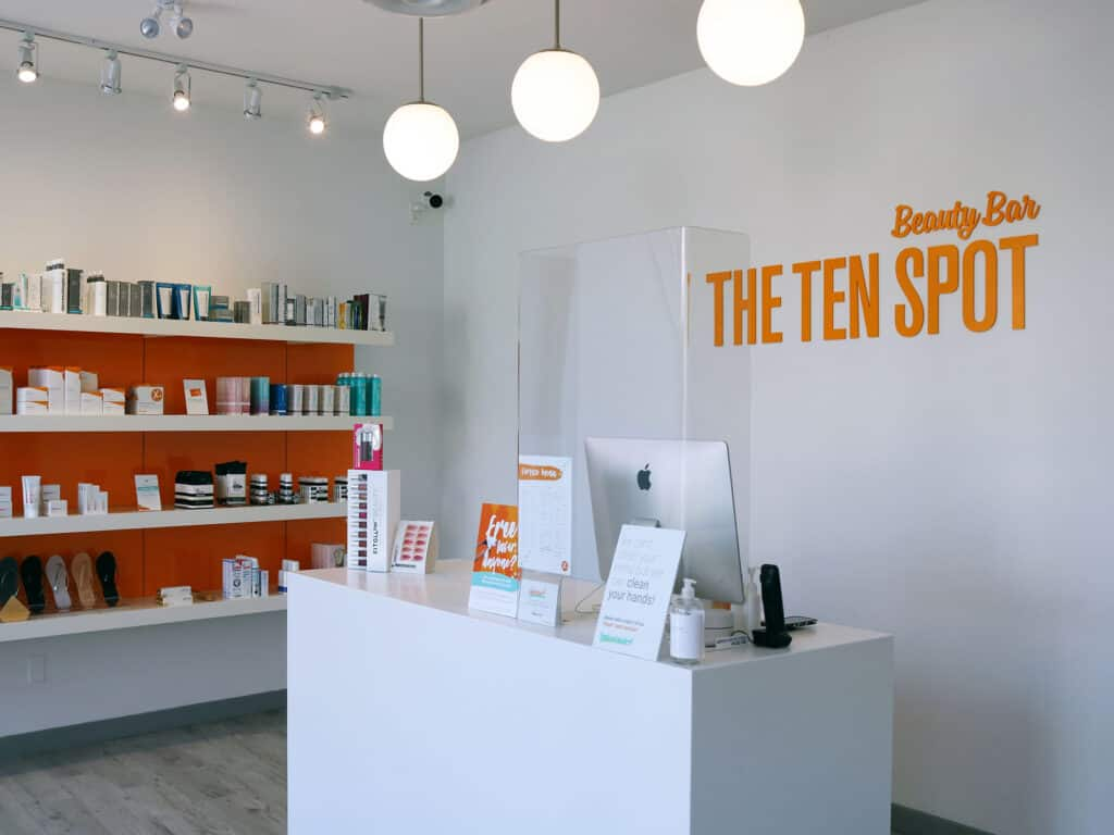 THE TEN SPOT® beauty bar in markham